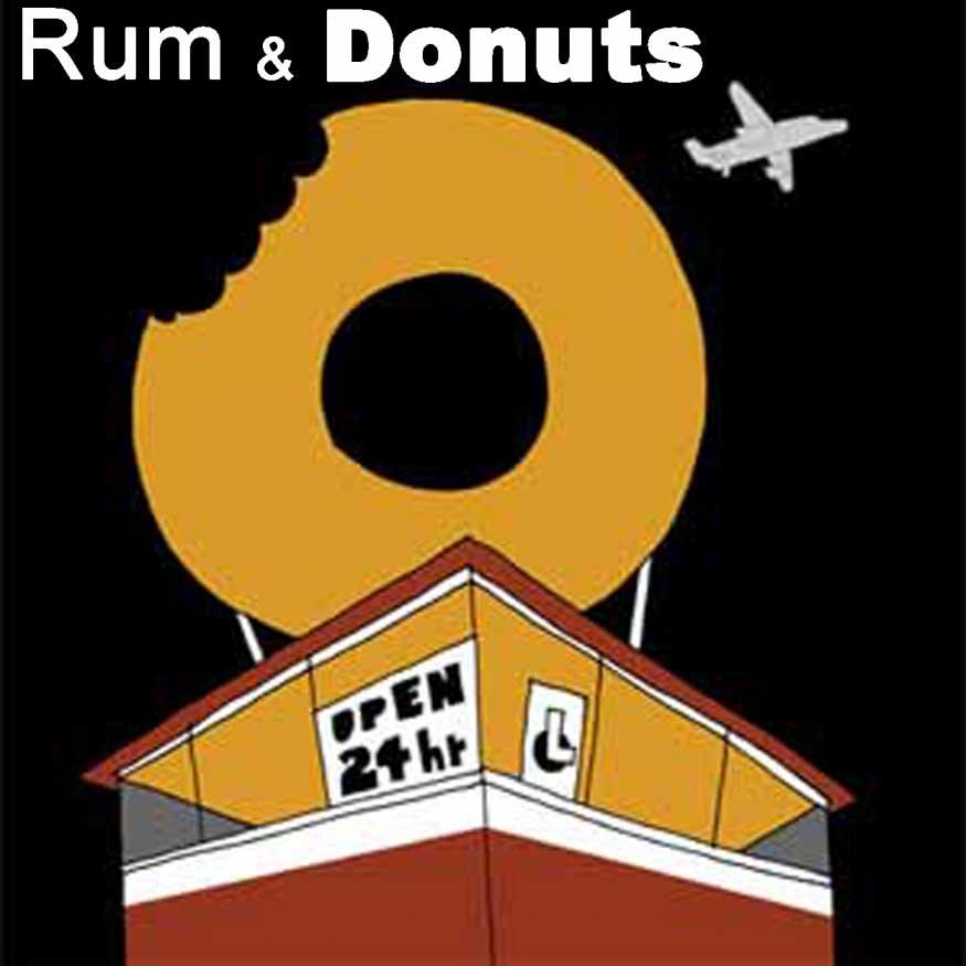 Rum & Donuts DJ