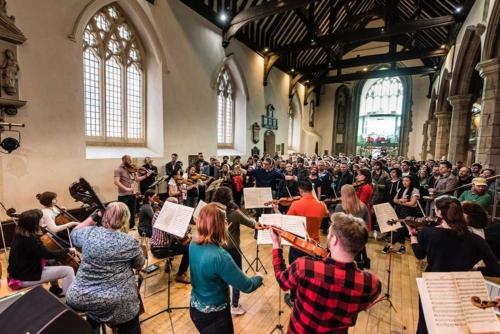 Aldworth-Philharmonic, Are You Listening? Festival
